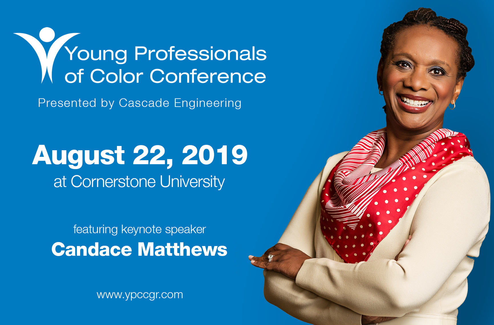 YPCC 2019 Save the Date August 22
